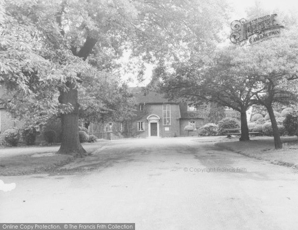 Photo of Woodford Bridge, School House, Boys Garden City c.1950