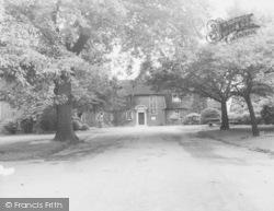 Woodford Bridge, School House, Boys Garden City c.1950