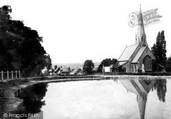Woodford Bridge, St Paul's Church 1908