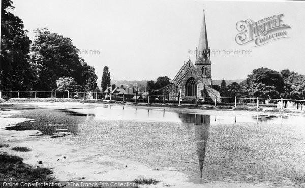 Photo of Woodford Bridge, St Paul's Church 1921
