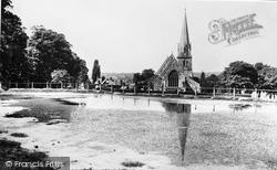 Woodford Bridge, St Paul's Church 1921