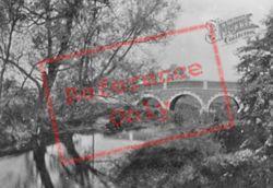 Three Arch Bridge 1921, Woodford Bridge