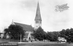 Woodford Green, All Saints Church 1903