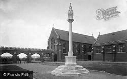 Woodford Green, Bancroft's School, War Memorial 1921