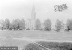 Woodford Green, Congregational Church 1904