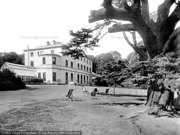 Photo of Woodford Green, Harts Sanatorium 1921