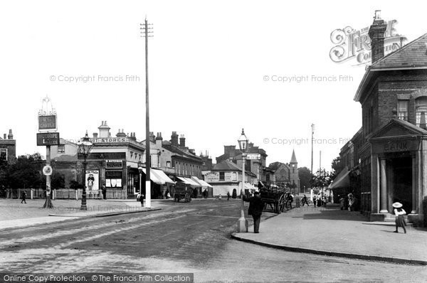 Photo of Woodford Green, High Road 1903