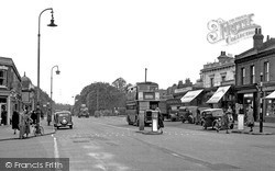 Woodford Green, High Road c.1950