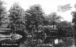 Woodford Green, Higham's Park 1903