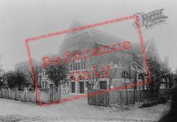 Joseph Hocking's Church 1904, Woodford Green