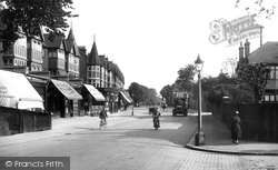 Woodford Green, Salway Hill 1921