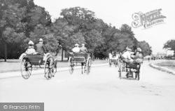 Woodford Green, Sunday Afternoon On The High Road c.1900