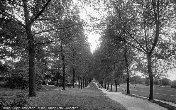 Photo of Woodford Green, The Avenue 1921