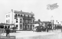 Woodford Green, The Castle c.1914