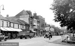 Woodford Green, The High Road c.1950