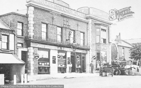 Photo of Woodford Green, The Horse And Well, Woodford Wells 1905