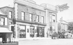 Woodford Green, The Horse And Well, Woodford Wells 1905