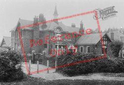 The Jubilee Hospital 1906, Woodford Green