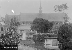 The Memorial Hall 1906, Woodford Green