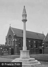 Woodford Green, the Quad, Bancroft's School 1921
