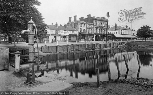 Photo of Woodford Green, The Village Pump 1921