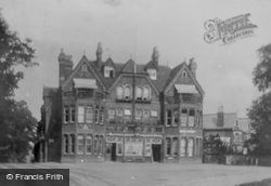 Wilfred Lawson Temperance Hotel 1903, Woodford Green