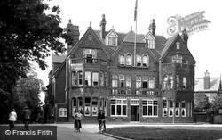 Wilfred Lawson Temperance Hotel 1921, Woodford Green