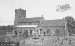 Woodford Halse, Church Of St Mary The Virgin c.1965