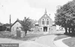 Woodford Halse, Methodist Church c.1965