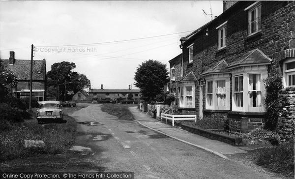 Photo of Woodford Halse, Pool Road c.1965