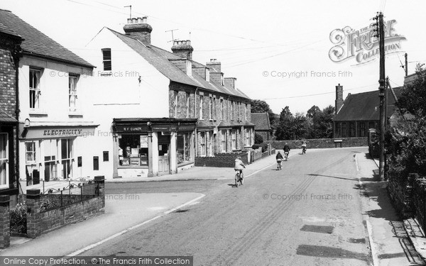 Photo of Woodford Halse, The Post Office c.1965