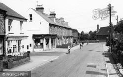 Woodford Halse, The Post Office c.1965