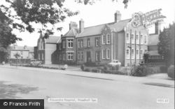 Alexandra Hospital c.1965, Woodhall Spa