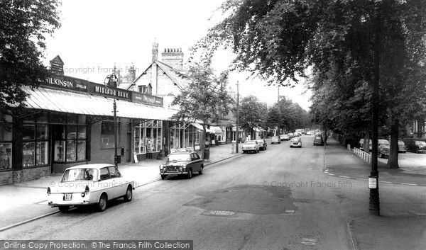 Woodhall Spa, Broadway c1965