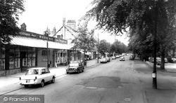 Broadway c.1965, Woodhall Spa
