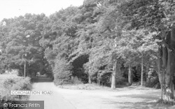 Coronation Road c.1960, Woodhall Spa