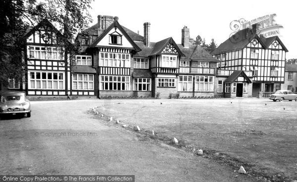 Photo of Woodhall Spa, Golf Hotel c.1965