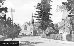 Idesleigh Road c.1950, Woodhall Spa