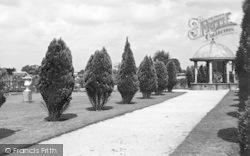Jubilee Park c.1955, Woodhall Spa