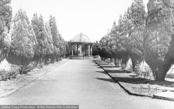 Photo of Woodhall Spa, Jubilee Park c.1965