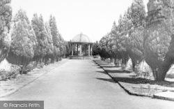 Jubilee Park c.1965, Woodhall Spa