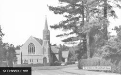 Methodist Church c.1955, Woodhall Spa