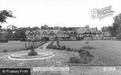 Petwood Hall c.1960, Woodhall Spa