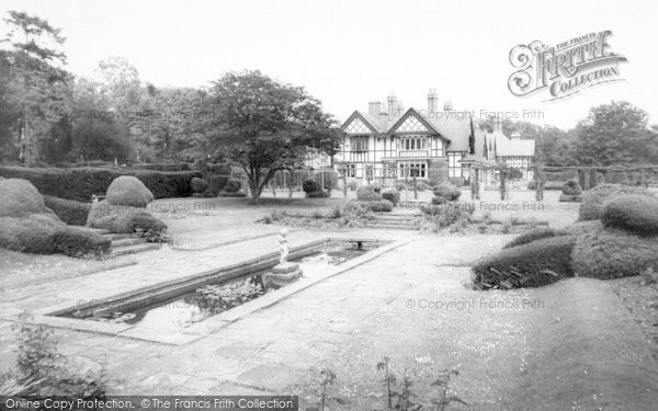 Photo of Woodhall Spa, Petwood Hotel c.1965