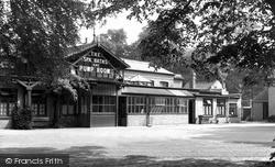 Spa Baths And Pump Room c.1955, Woodhall Spa