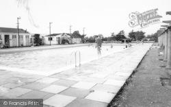 Swimming Pool c.1965, Woodhall Spa