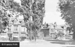 Sylvan Avenue c.1950, Woodhall Spa