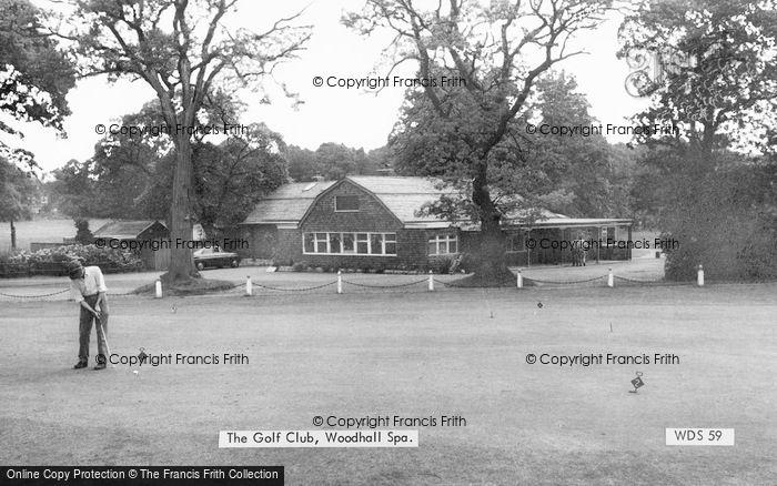 Photo of Woodhall Spa, The Golf Club c.1965