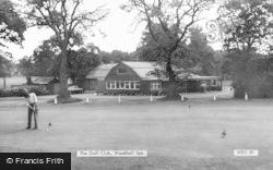 The Golf Club c.1965, Woodhall Spa
