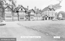 The Golf Hotel c.1965, Woodhall Spa